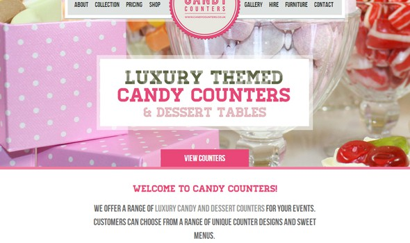 Candy Counters