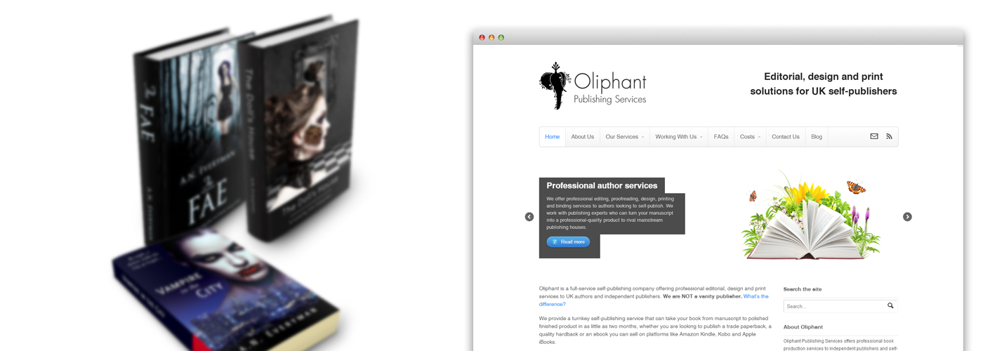 Oliphant Publishing Services