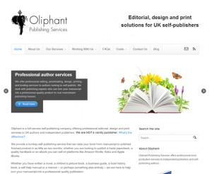 Oliphant website