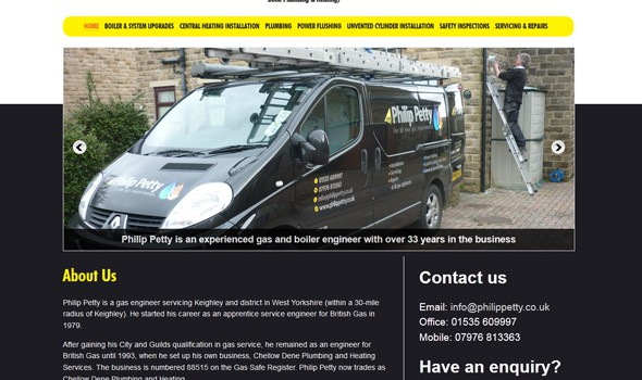 Philip Petty Gas and Plumbing