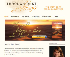 Through Dust and Dreams website